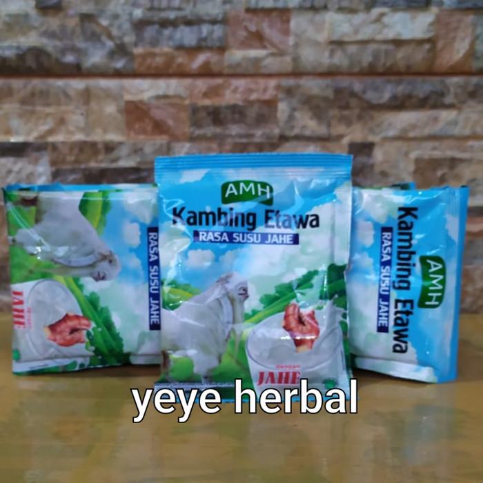 Foto Produk Susu Kambing Etawa plus Jahe Merah dari Yeye Herbal