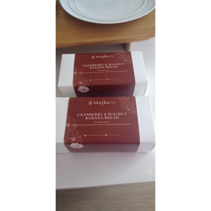 Foto Produk MAJKA Cranberry & Walnut Banana Bread dari titikkomacoffee