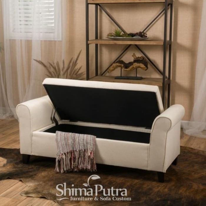 Jual Benches Sofa Bedroom Stool Panjang Ungu Kab Jepara Shimaputra Tokopedia