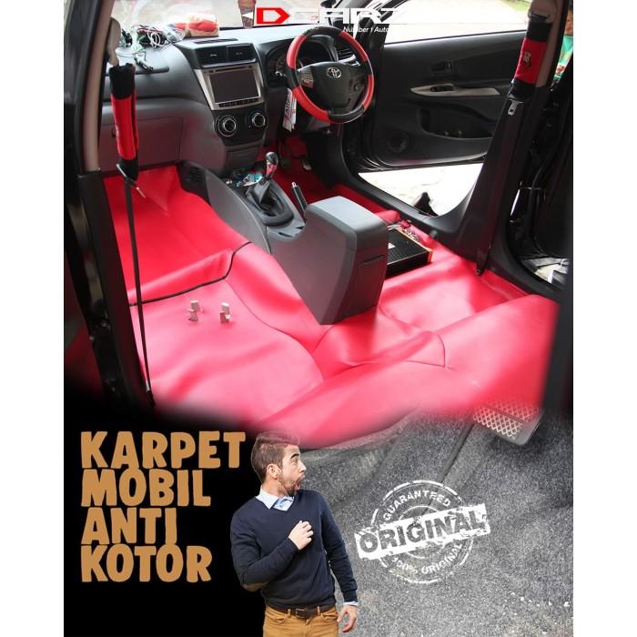Foto Produk KARPET DASAR BASIC | TOYOTA RUSH dari RUMAH JOK DCARZ