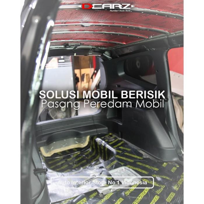Foto Produk PEREDAM SUARA MOBIL (LANTAI DAN 4 PINTU) | HONDA CIVIC dari RUMAH JOK DCARZ