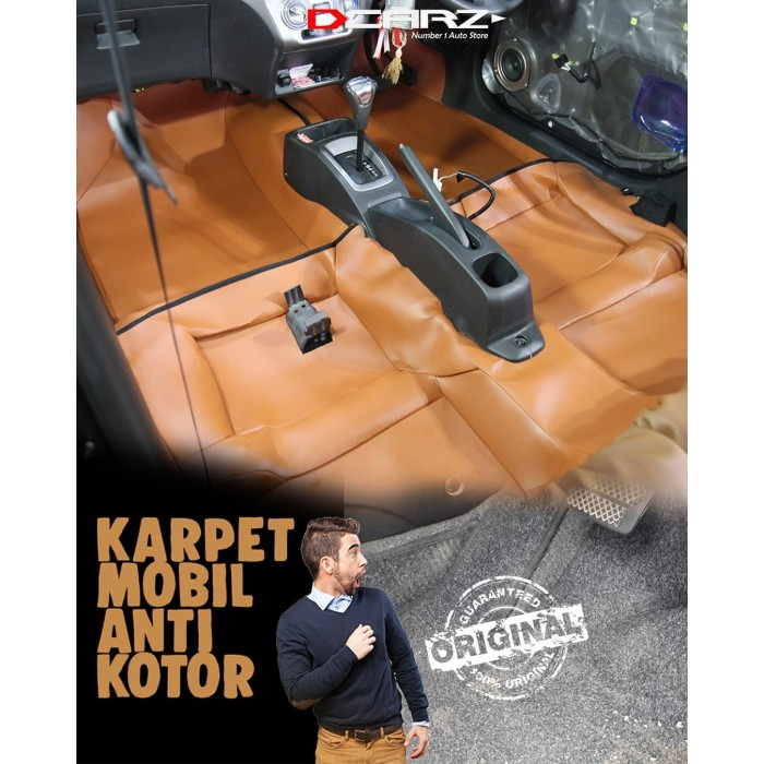 Foto Produk KARPET DASAR BASIC | DAIHATSU XENIA dari RUMAH JOK DCARZ