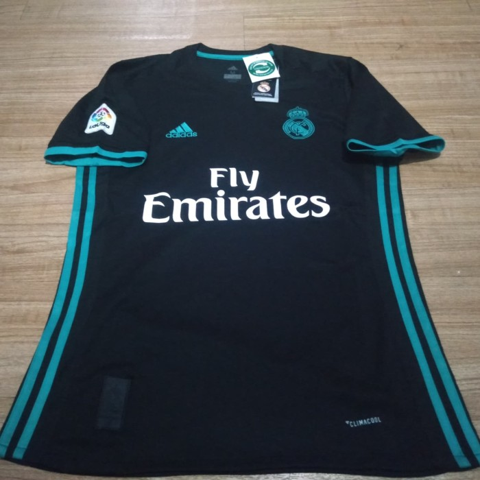 Foto Produk Jersey Grade Ori Retro Real Madrid Away 2017-2018 17-18 dari ACollect