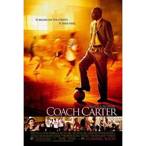 Jual Movie Coach Carter Kota Cimahi Chuushoppy Tokopedia