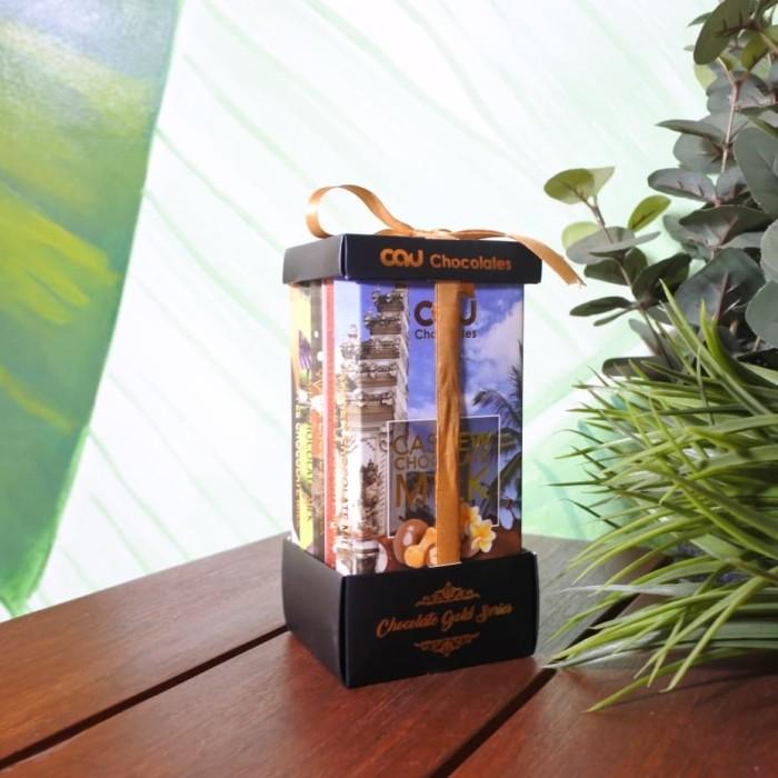 Cau Gold Series 400 gr – Cau Chocolates