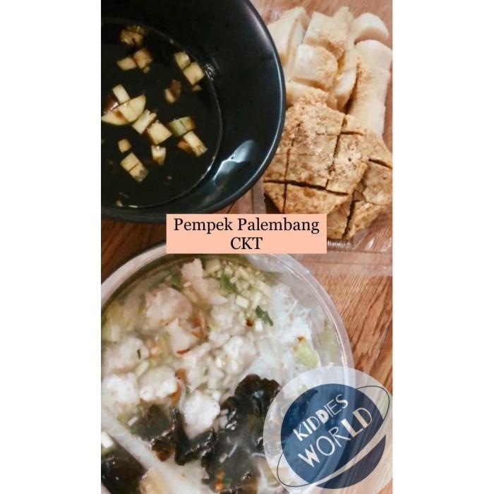 Foto Produk Pempek Palembang & Tekwan Palembang by Choipan Kulit Tipis - Tekwan dari Kiddies World