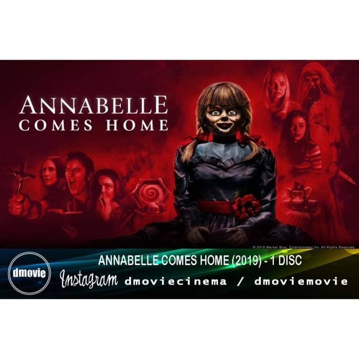 Jual Annabelle Comes Home 2019 Dvd Box Office Kota Pontianak Dmoviemovie Tokopedia