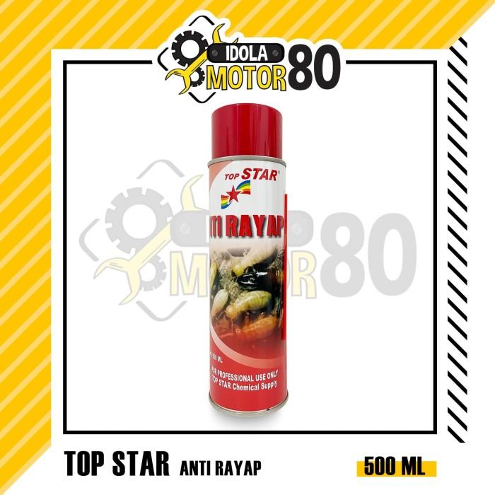 Foto Produk Anti rayap merk top STAR penghilang rayap kayu isi 500 ml dari IDOLA MOTOR 80