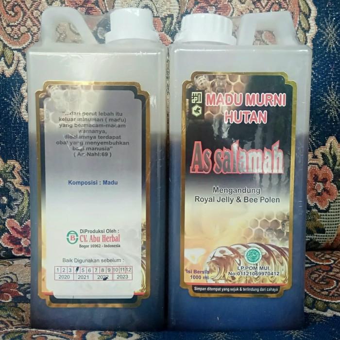 Foto Produk Madu Assalamah 1Kg Madu As salamah 1Kg Madu Assalamah 1 Kg As salamah dari harga grosir 01