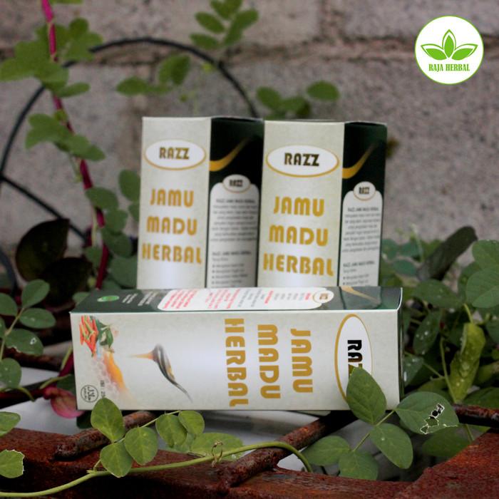 Foto Produk Obat TBC, Batuk, Sesak Nafas 100% Ampuh Tanpa Efek Samping - Madu Razz dari Madu Herbal Indo