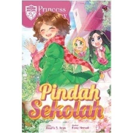 Foto Produk KOMIK PRINCESS ACADEMY: PINDAH SEKOLAH RPL dari Outoftheboox Surabaya