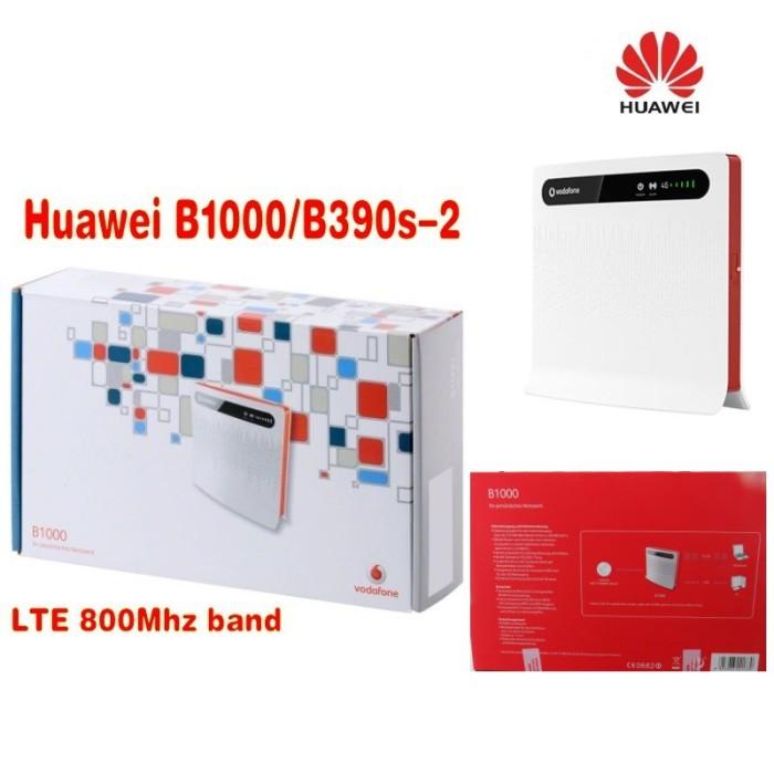 Jual Vodafone B1000 Lte Fdd 800mhz Wireless Gateway Router Jakarta Pusat B Dan B Tokopedia