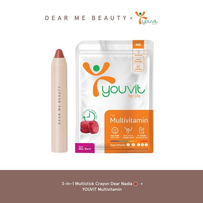 Foto Produk Dear Me Beauty x Youvit - Dear Nadia dari Dear Me Beauty