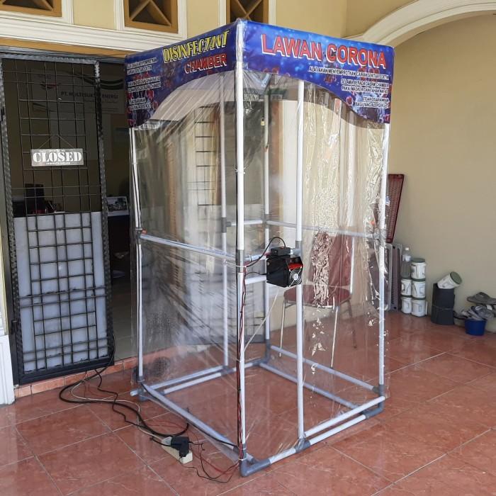 Foto Produk Alat Semprot Otomatis disinfektan dan Hand Sanitizer, Sprayer Tangan dari Indoriva OnLine