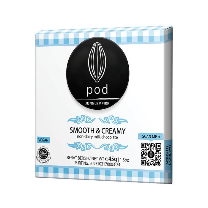 Foto Produk PODCHOCOLATE 'Creamy Milk' Bali Chocolate - 45g dari PODCHOCOLATE BALI