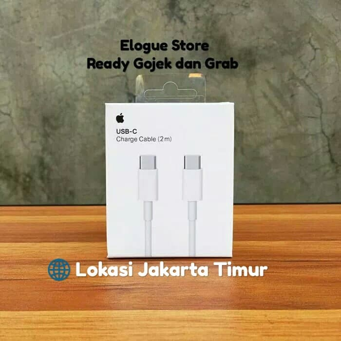 Foto Produk ORIGINAL Kabel Charger Magsafe Type C New Macbook Pro Air 29w 61w 87w dari Elogue Store