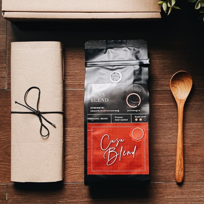 Foto Produk Javanegra Coffee Casa Blend Package dari Javanegra Coffee