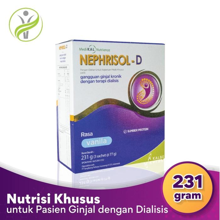 Foto Produk Nephrisol-D dari Sahabat Kesehatan