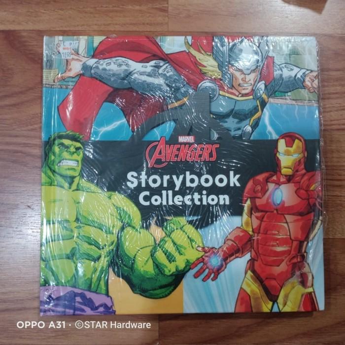 "Foto Produk Buku Book ""Avenger Storybook Collection"" BBW (Big Bad Wolf) Marvel dari STAR Hardware Store"