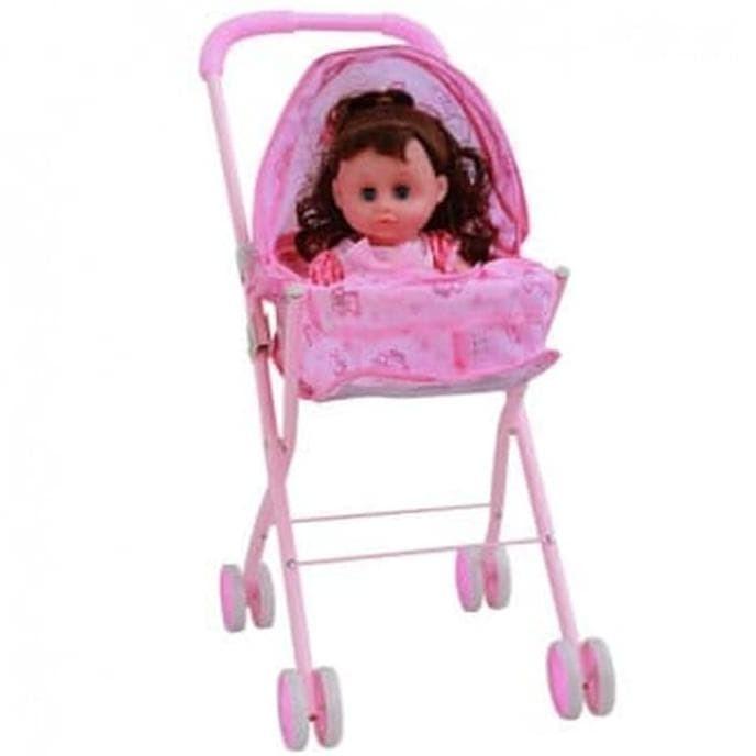 Jual Mainan Anak Boneka Stroller Kado Ultah Masak Masakan Barbie Jakarta Timur Sagaraputra Tokopedia