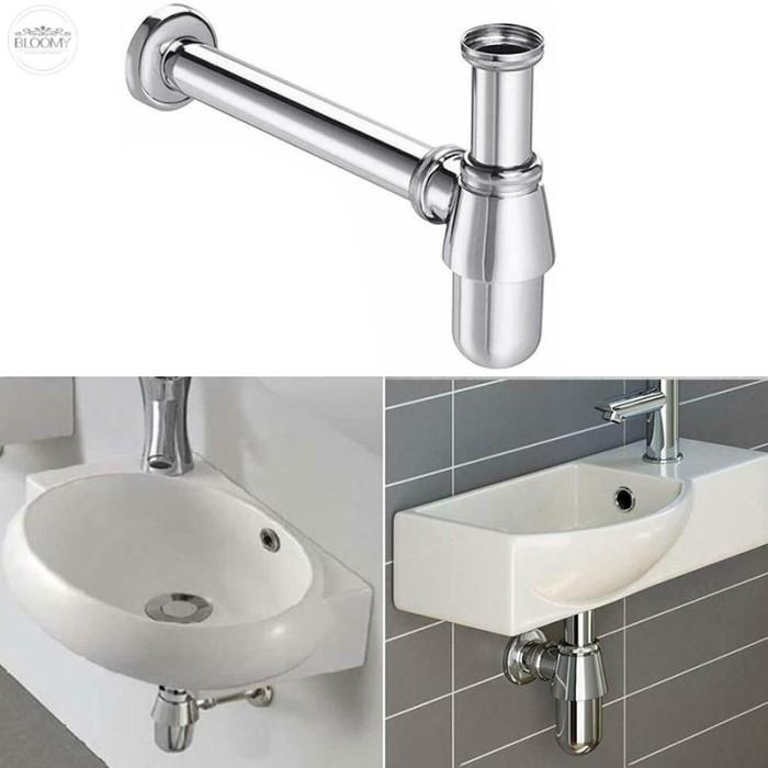 Jual Drainer Sink In Wall Water Riser Waste Catcher Plumbing Bathroom Jakarta Selatan Harukakistore Tokopedia