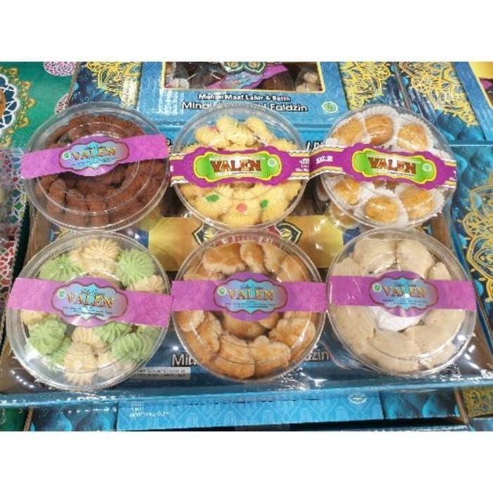 Jual Makanan Kuekering Kue Kering Lebaran Nastar Sagu Murah Enak Halal Jakarta Barat Bashopmarket Tokopedia