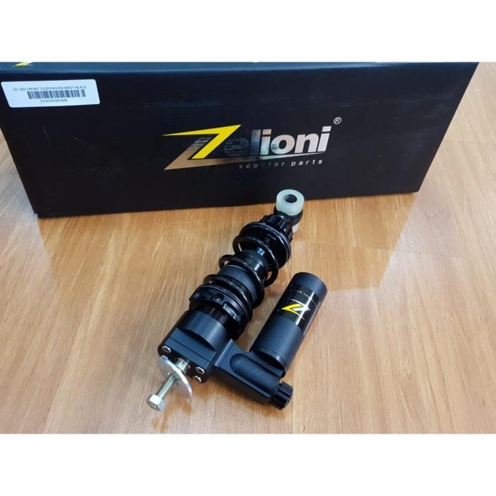 Foto Produk Zelioni Front Susoension Vespa PTS Small Frame Black Matte dari Gaya Motor Baru