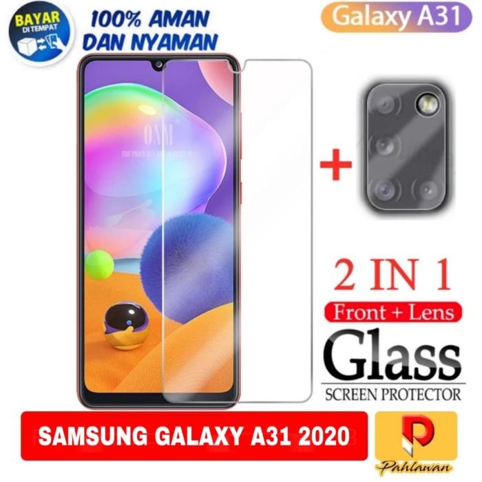 Foto Produk Tempered Glass Samsung Galaxy A31 6,4 Inc Screen Protection dari Hafis Shop Acc