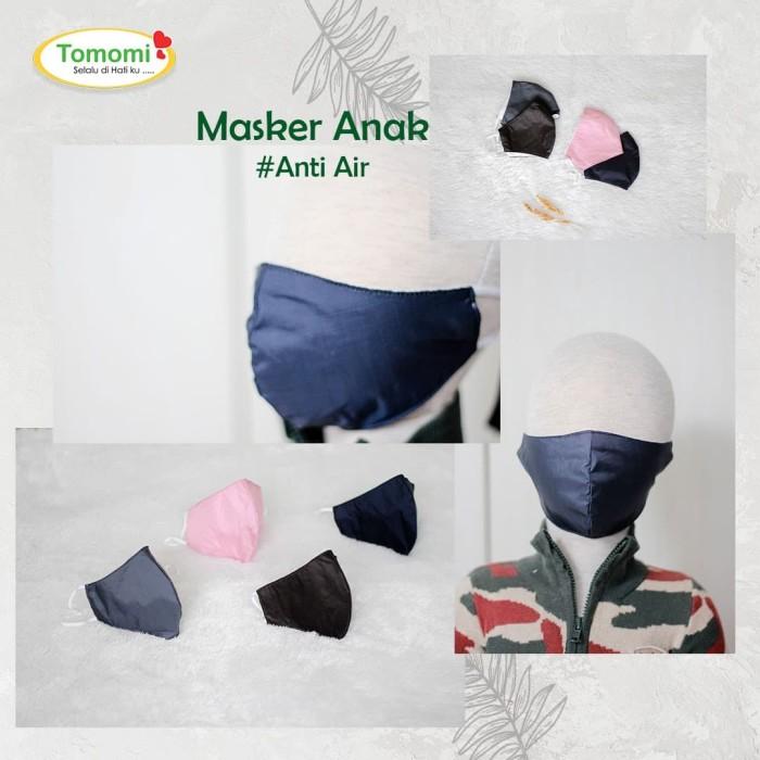 Foto Produk Masker Anak Anti Air - Biru dari Tomomi Baby Wear