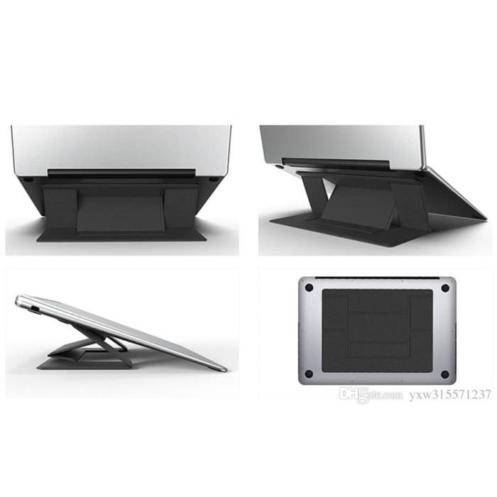 Foto Produk Penyangga Laptop Up To 17 Inch Berupa Alas Dan Praktis Dibawa dari Takkii_Shop