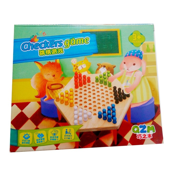 Jual Keluarga Set Permainan Tradisional Cina Bahan Kayu Untuk Jakarta Barat Cafel Shop01 Tokopedia