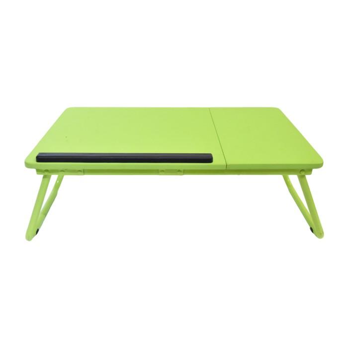 Foto Produk INFORMA MEJA LIPAT - MEJA LAPTOP - OXY FOLDING TABLE GREEN dari informa