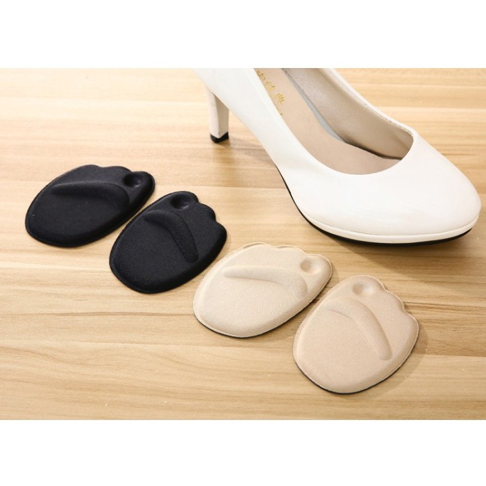 Foto Produk Insoles Busa Kaki Depan Alas Sepatu Wanita Heels Shoe Cushion Insole dari lariza elektronik