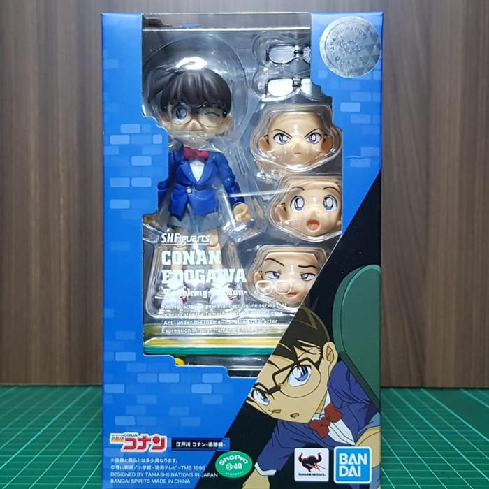 Foto Produk SHF Conan Edogawa Tracking Edition dari HSN OL Shop
