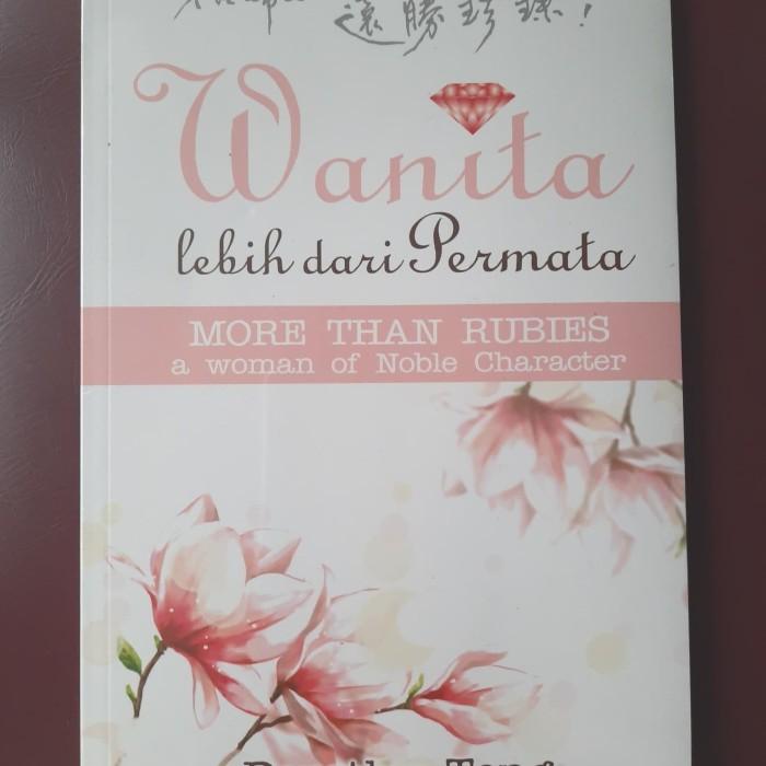 Foto Produk Wanita Lebih dari Permata - Dorothy Tong dari CV Pionir Jaya