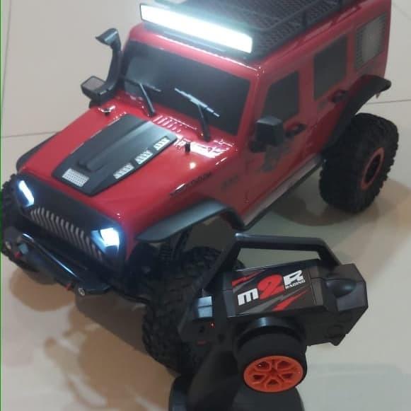 Jual Rc Wltoys 104311 1 10 Off Road 4x4 Merah Kab Tangerang Ms Diesel Tokopedia