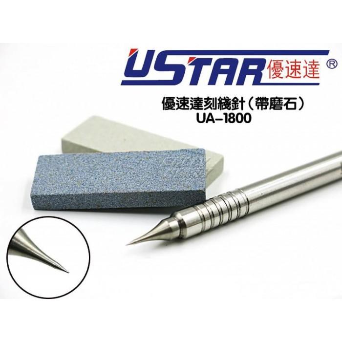 Foto Produk U-Star Modelling Scribber (UA-91800) dari Tamiyatoys