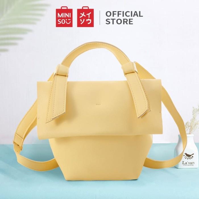 Promo MINISO Tas Selempang Wanita Sling Bag Lucu Kecil ...