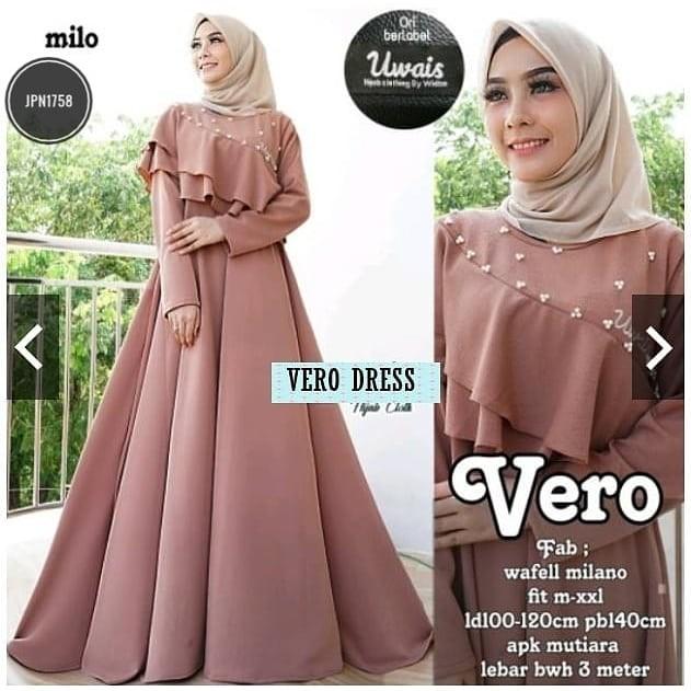 Jual Gamis Terbaru Lebaran Fashion Wanita Sarita Long Dress Baju Gamis Kab Tangerang R Ds Tokopedia