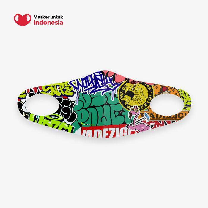 Foto Produk Wadezig x Masker untuk Indonesia dari Masker untuk Indonesia