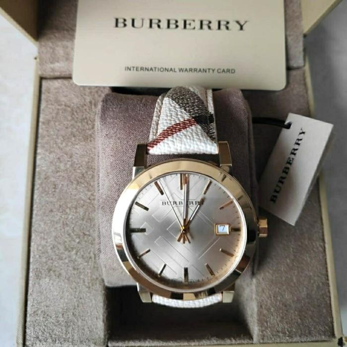 Foto Produk jam Burberry 9026. Jam Burberry Bu9026 Gold dari Laristie