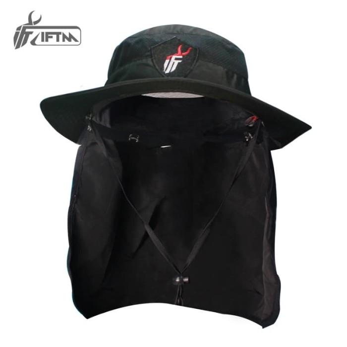 Foto Produk Topi Mancing IFTM Sun GK dari IFT Merchandise