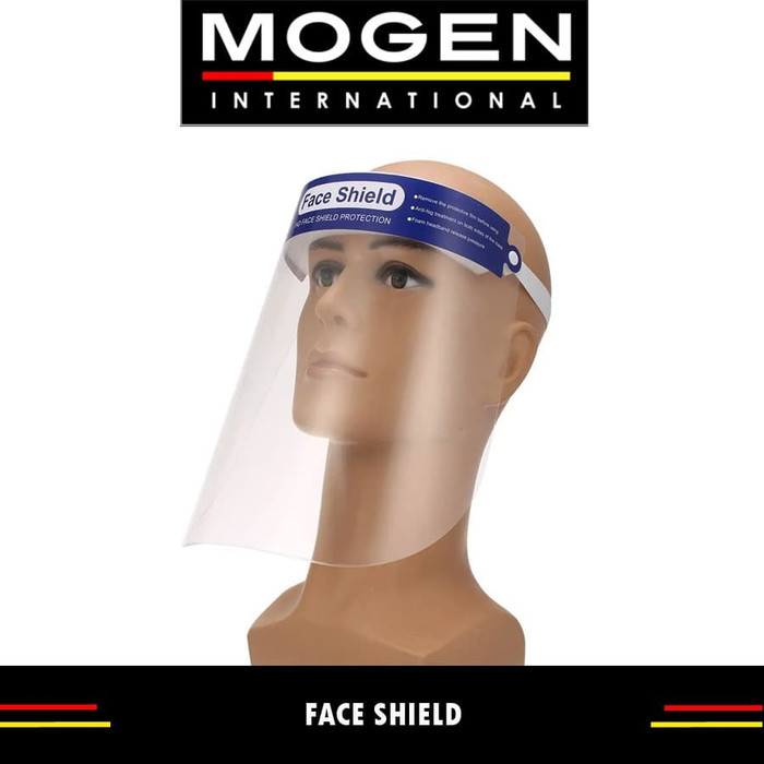Foto Produk Face Shield Pelindung Wajah APD Anti Fog Standard Medis Anak Dewasa dari Mogen Group