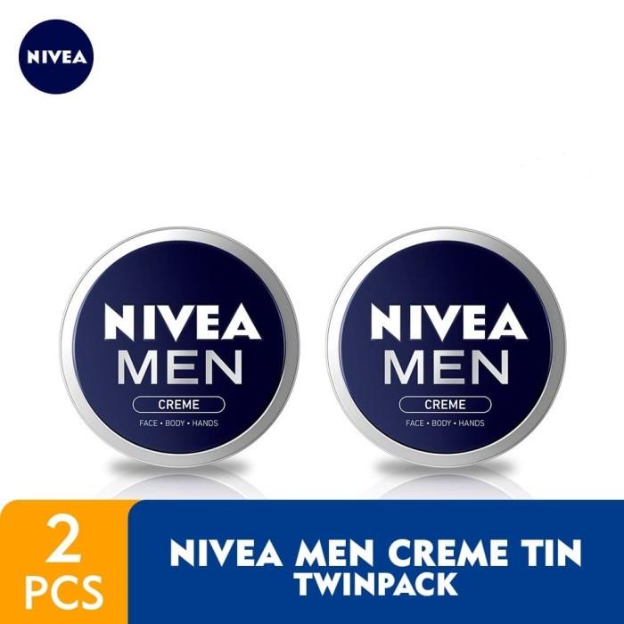 Foto Produk NIVEA MEN Crème Tin 30ml - Twin Pack dari NIVEA Official