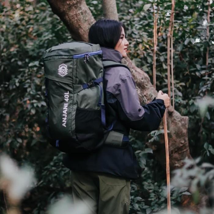 Jual Backpack Irco Daypack Gunung Tas 40l Hiking Bag Travelbag Kota Bekasi Ircoofficial Tokopedia