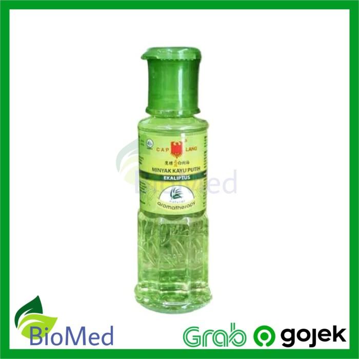 Foto Produk MINYAK KAYU PUTIH CAP LANG 30 ml - Ekaliptus Eucalyptus Oil dari BioMed Bandung