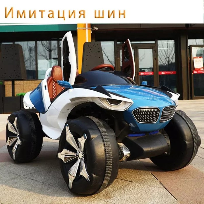 Jual Electric Car Kids Ride On Car Remote For Kids Children S Hijau Kota Tangerang Virginolive Tokopedia