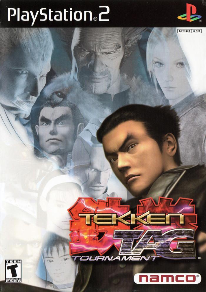 Jual Ps2 Game Rom Tekken Tag Tournament Kab Purwakarta Chainloader Tokopedia