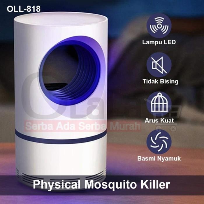 PROMO!!BISA COD!! Lampu Perangkap Nyamuk USB LED Mini Electric Mosquito uv OLL818 TERSEDIA JUGA !!! perangkat nyamuk elektrik/ultra violet/ampuh/elektrik krisbow/krisbow/terbaik/otomatis/listrik/led