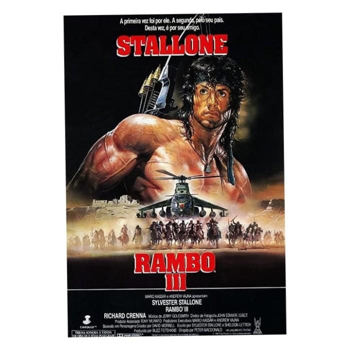 Jual Film Dvd Rambo Iii 1988 Kota Tasikmalaya Toko Dvd Lengkap Tokopedia